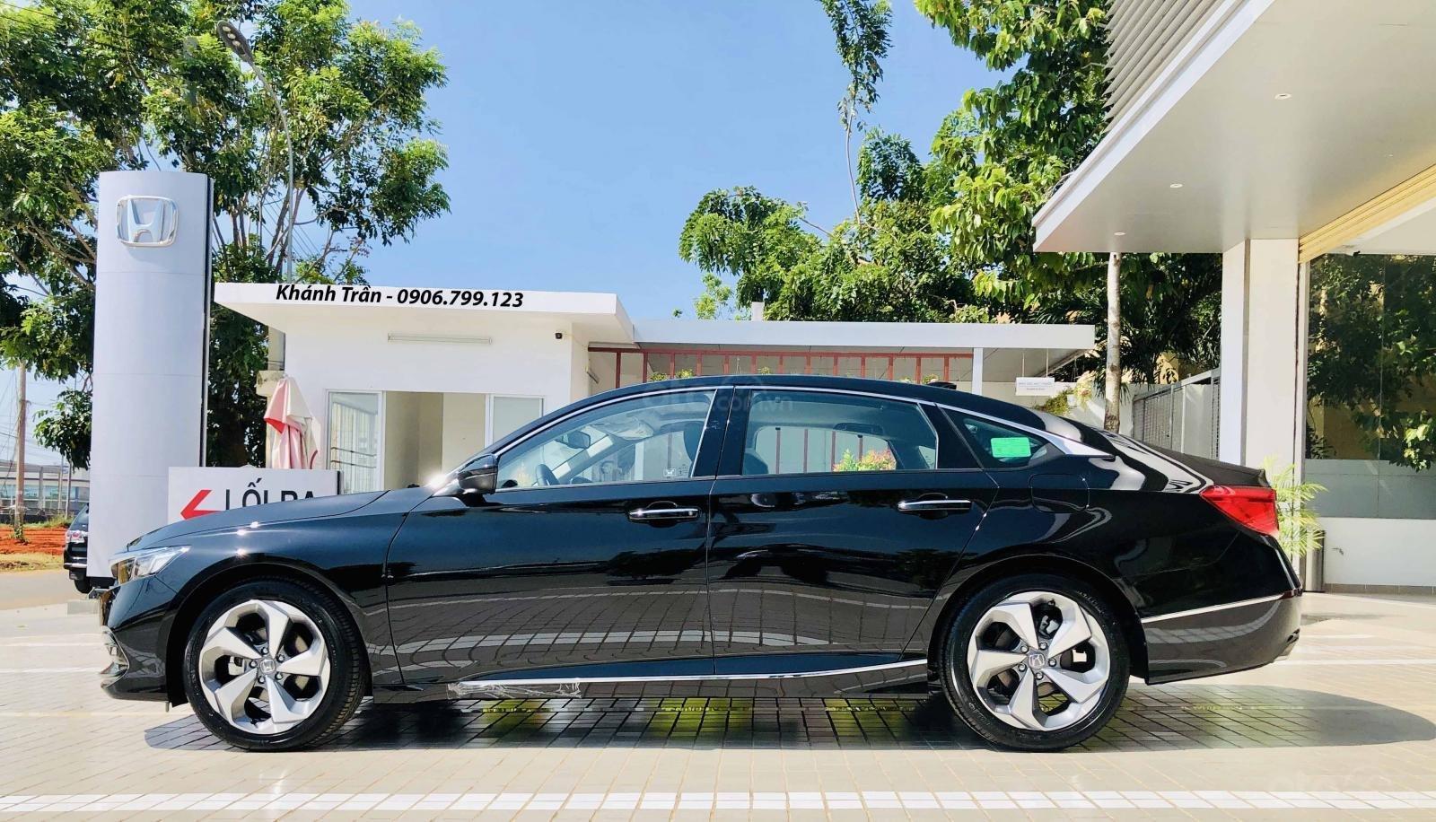 Honda Accord 2020 đủ màu, giao ngay, giảm tiền mặt khủng, hỗ trợ thuế trước bạ, nhận xe chỉ với 390tr (2)