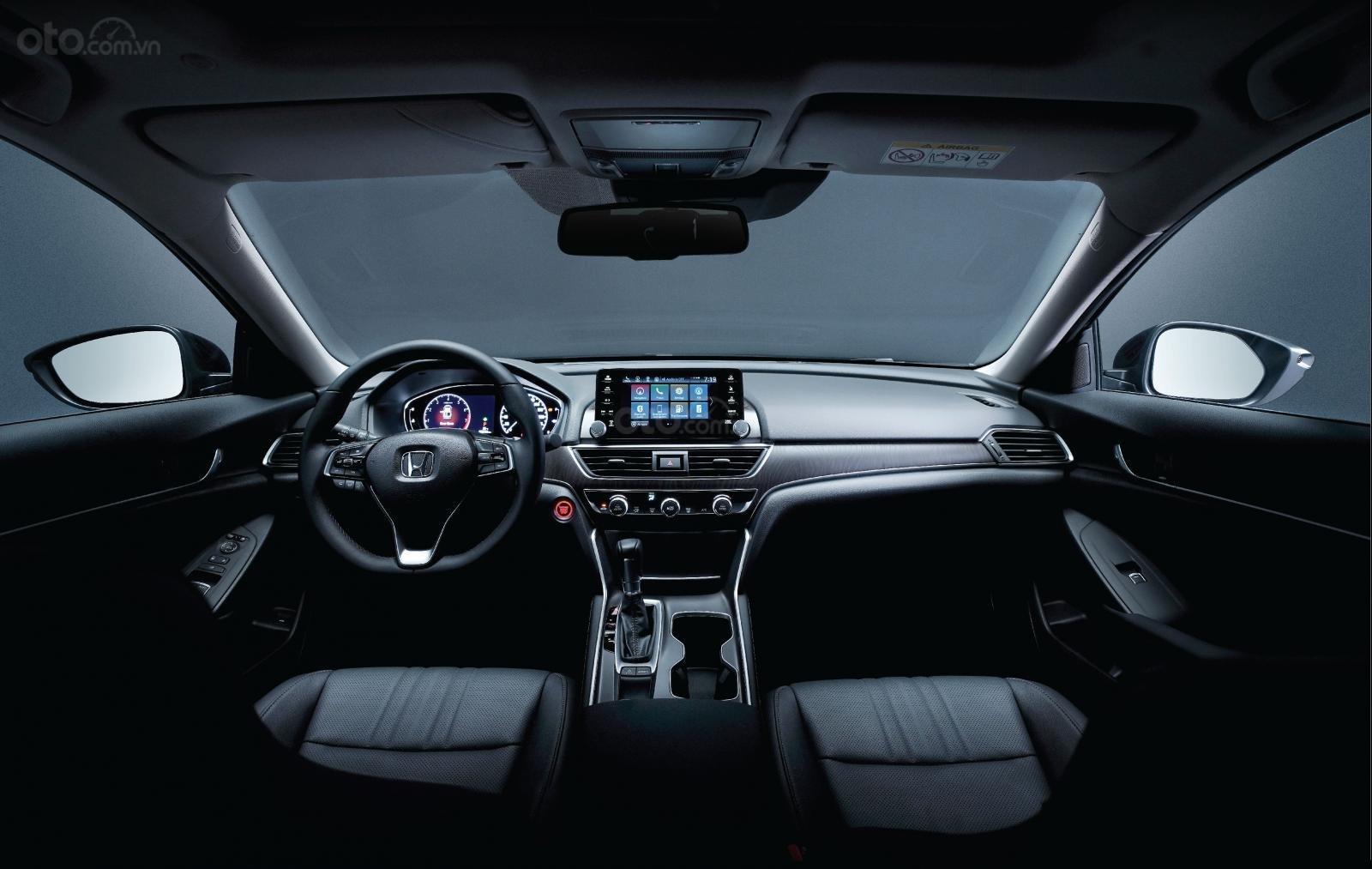 Honda Accord 2020 đủ màu, giao ngay, giảm tiền mặt khủng, hỗ trợ thuế trước bạ, nhận xe chỉ với 390tr (7)