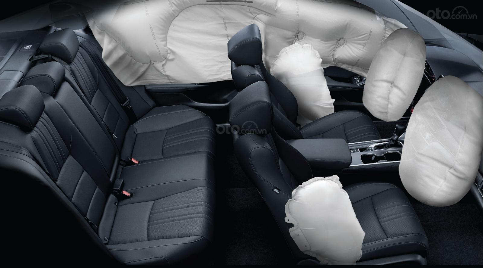 Honda Accord 2020 đủ màu, giao ngay, giảm tiền mặt khủng, hỗ trợ thuế trước bạ, nhận xe chỉ với 390tr (10)