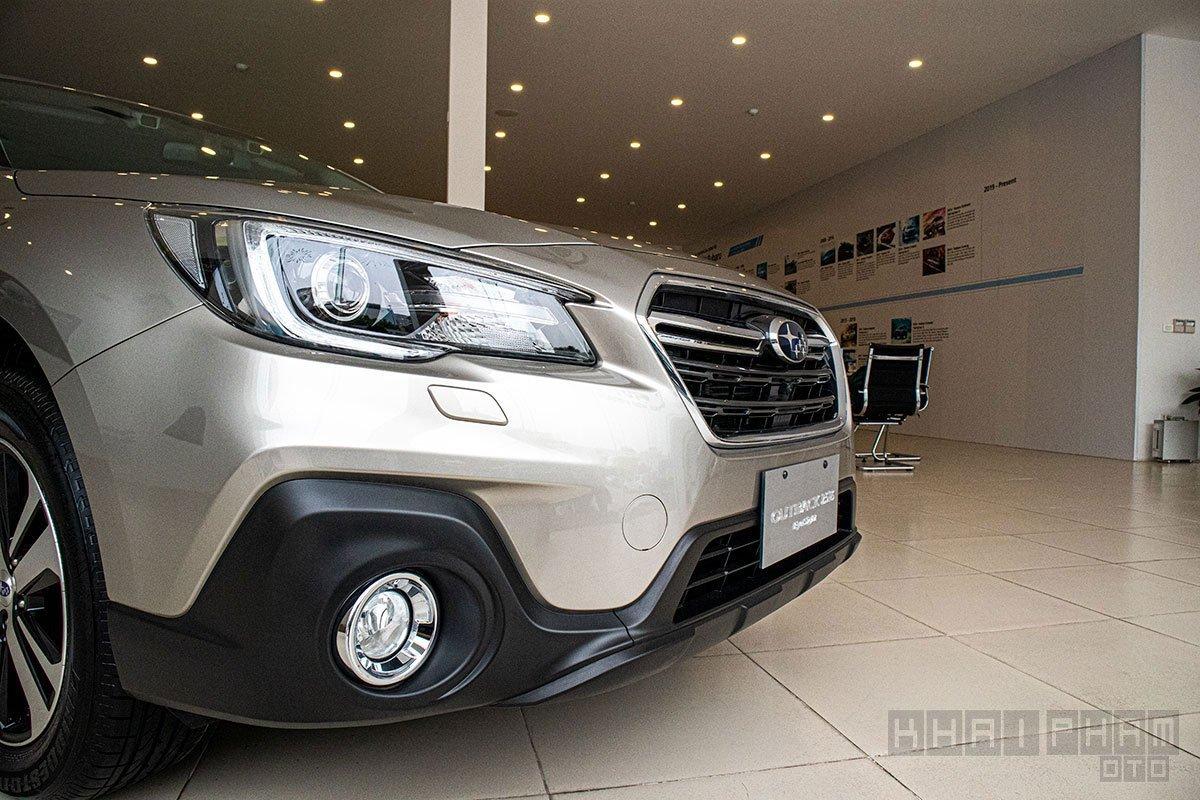 Ngoại thất xe Subaru Outback