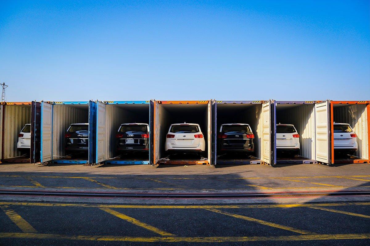 .Theo kế hoạch, Thaco sẽ xuất khẩu 480 xe Kia Sedona sang thị trường Thái Lan.