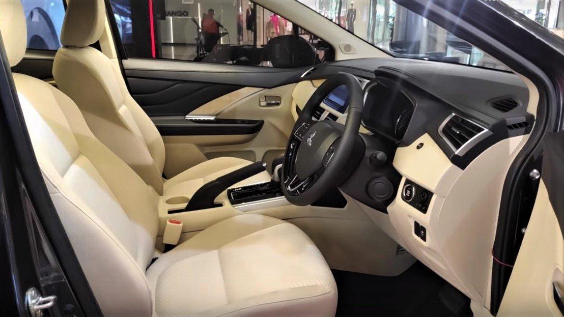 Không gian nội thất Mitsubishi Xpander 2020 1