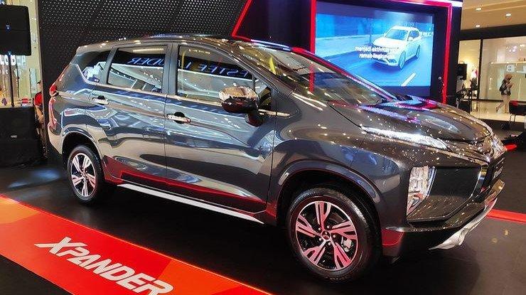 Mitsubishi Xpander 2020 ra mắt tại Indonesia 1