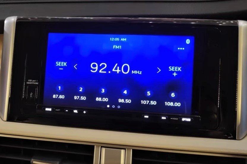 Chi tiết nội thất Mitsubishi Xpander 2020 a1
