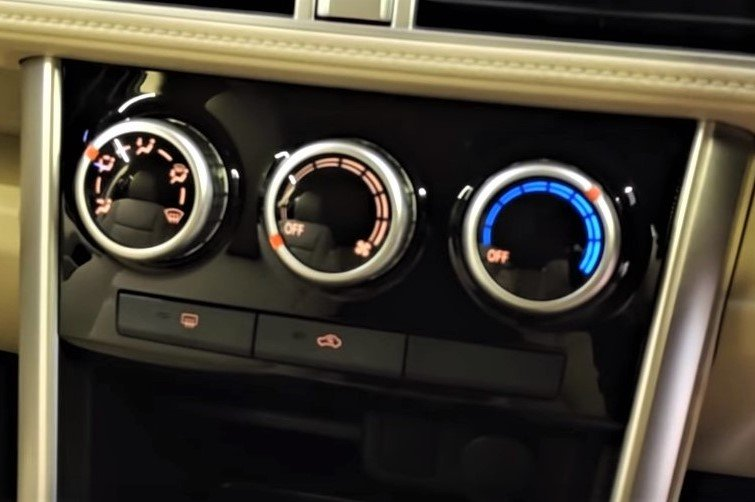 Chi tiết nội thất Mitsubishi Xpander 2020 a3