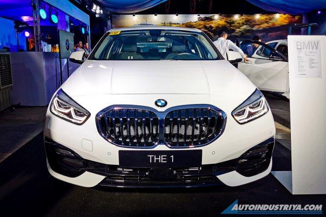 BMW 1-Series 2020 cùng X1 tham chiến thị trường Philippines.