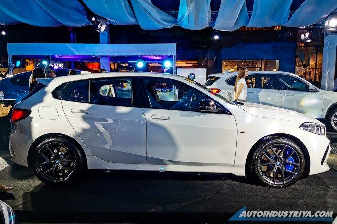 BMW 1-Series 2020 cùng X1 cung cấp tùy chọn hấp dẫn.