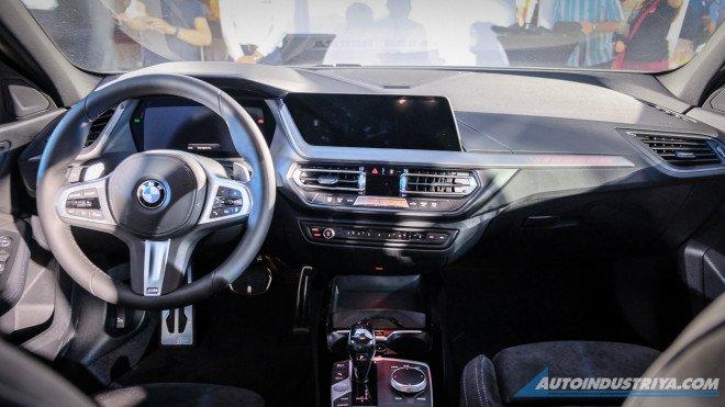 BMW 1-Series 2020 nhiều biến thể sức mạnh.