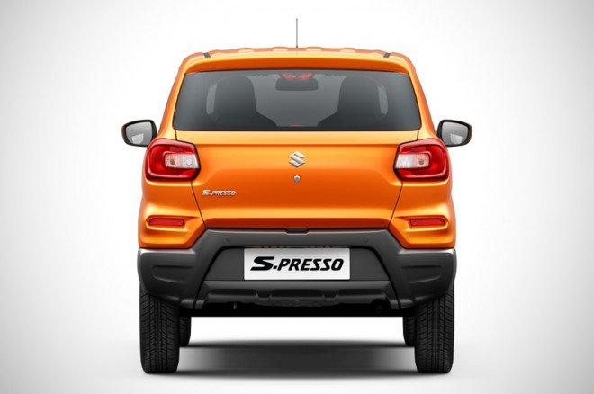 Suzuki S-Presso 2020 thế chỗ Alto.