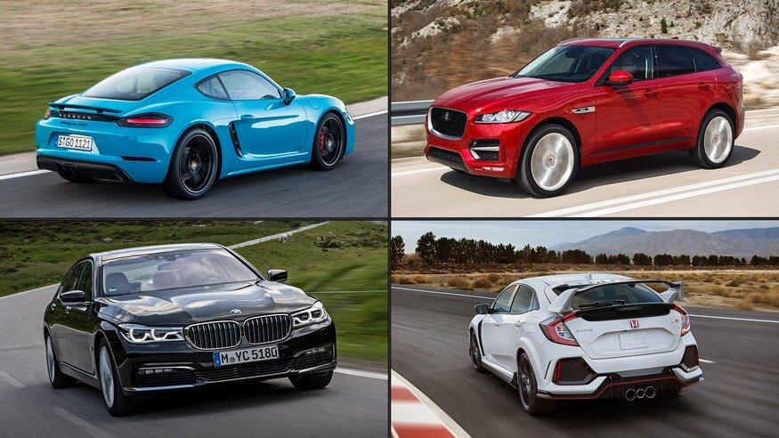 Xu hướng ô tô 2020 thay đổi.