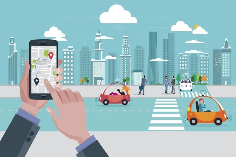 Xu hướng ô tô 2020 tích hợp hệ thống công nghệ kết nối viễn thông dày đặc.