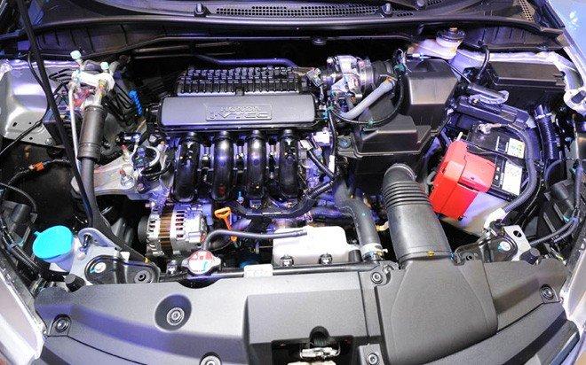 Động cơ xe Honda City 2020