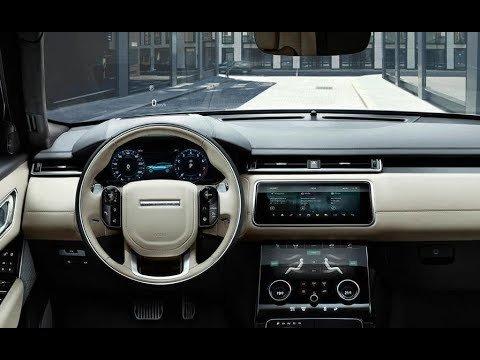 Nội thất xe Land Rover Range Rover