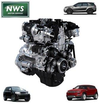 Động cơ xe Land Rover Range Rover