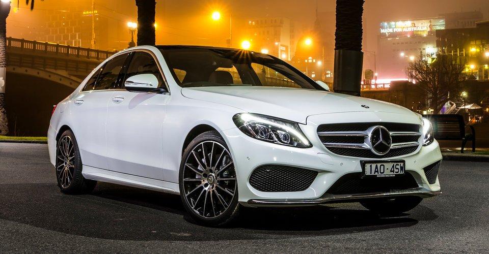 Ngoại thất xe Mercedes-Benz C250