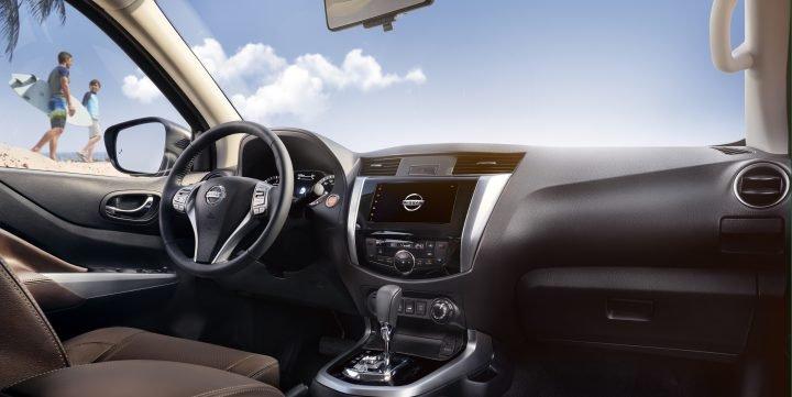 Nội thất xe Nissan Terrano