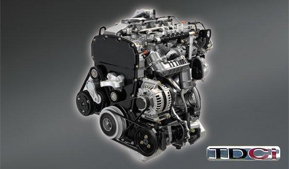 Động cơ xe Ford Transit 2020