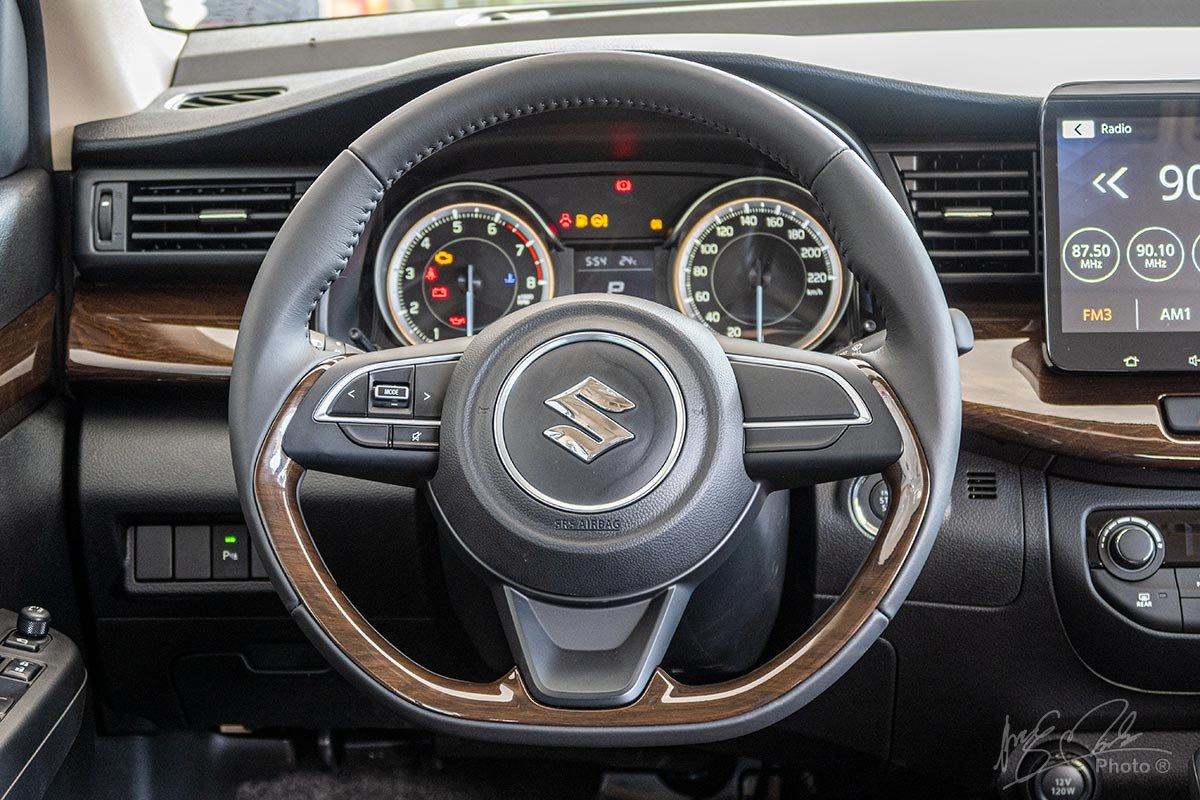 Thiết kế vô lăng xe Suzuki Ertiga 2020 1