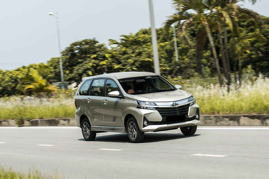 Bảng táp lô xe Toyota Avanza 2020 1