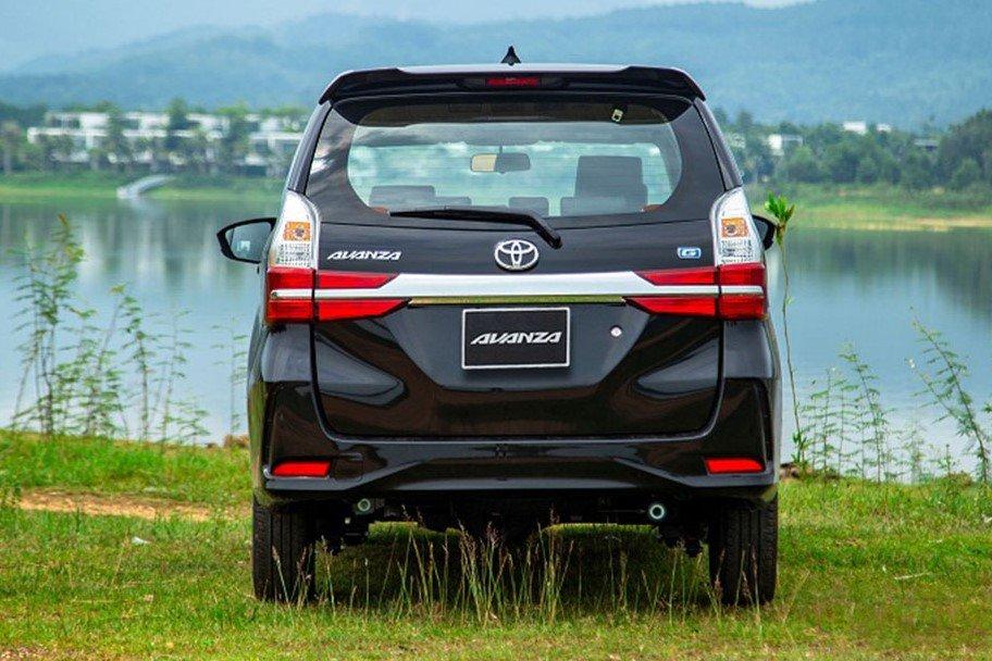 Thiết kế thân xe Toyota Avanza 2020 1