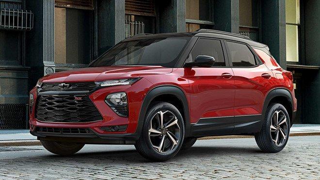 Xe Chevrolet Trailblazer 2020