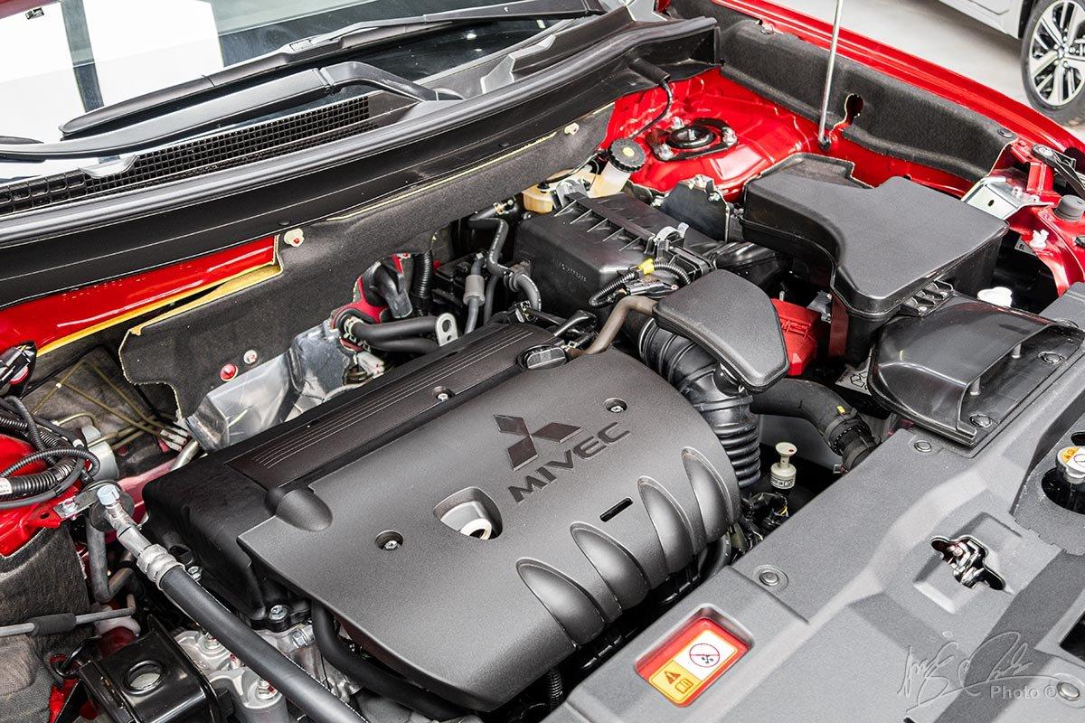 Hình ảnh Động cơ xe Mitsubishi Outlander 2020