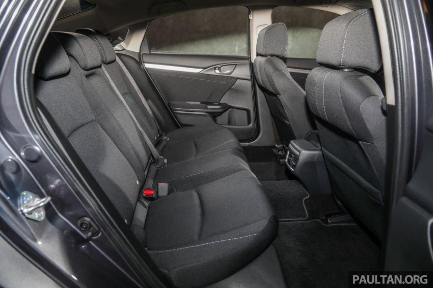 Honda Civic 2020 facelift nâng cấp, tăng giá thành.