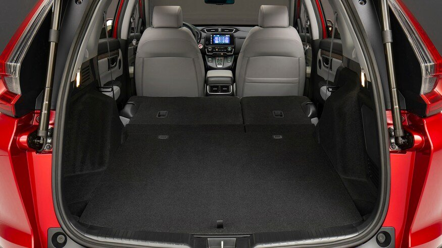 Honda CR-V 2020 Hybrid đảm bảo độ tiện dụng cao.