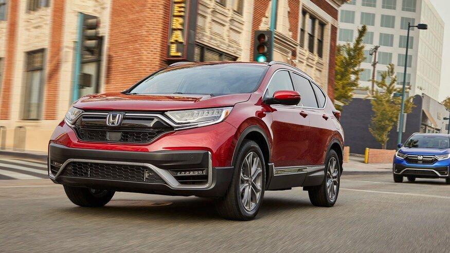 Honda CR-V 2020 Hybrid khởi điểm từ 670 triệu.