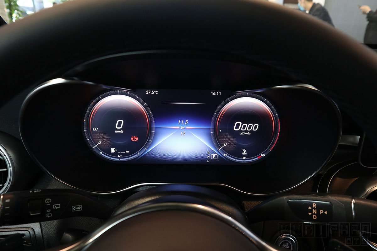 Những điểm được và mất trên Mercedes-Benz GLC 200/200 4Matic và GLC 300 4Matic 2020 a10