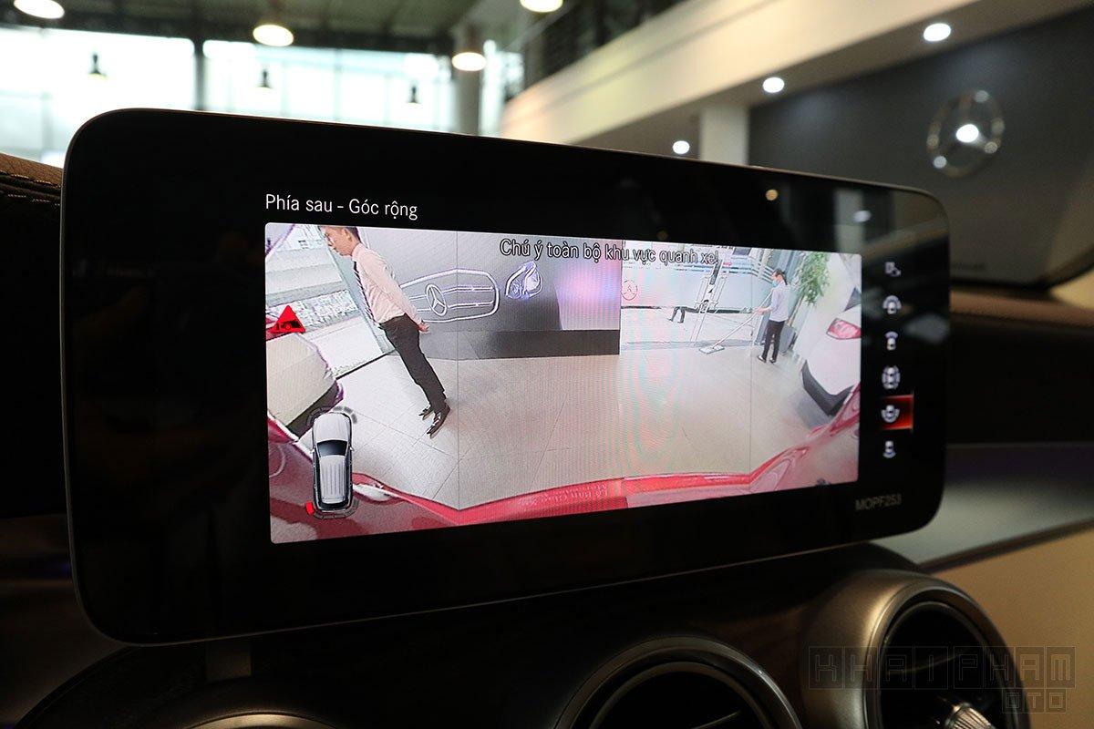 Những điểm được và mất trên Mercedes-Benz GLC 200/200 4Matic và GLC 300 4Matic 2020 a9