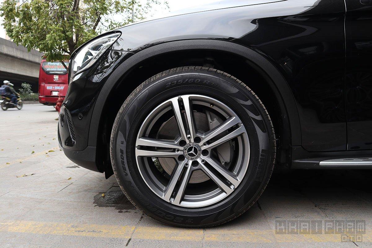 Những điểm được và mất trên Mercedes-Benz GLC 200/200 4Matic và GLC 300 4Matic 2020 a5