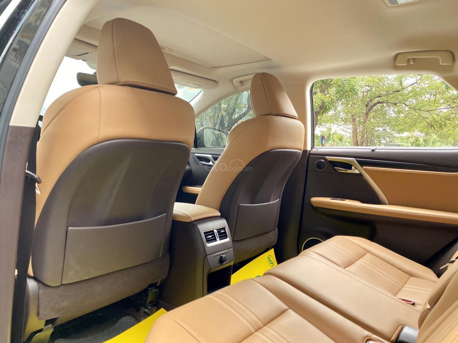 Bán Lexus RX350 model 2020, siêu lướt 18.000km (5)