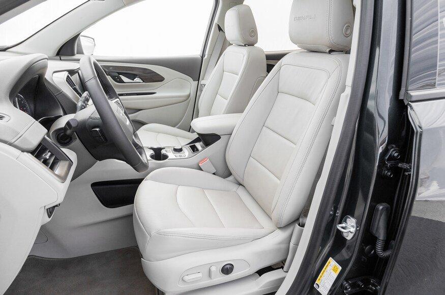10 mẫu SUV ghế gập siêu rộng - GMC Terrain 2020.