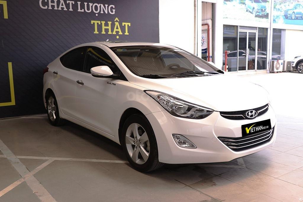 Hyundai Elantra 1.8AT 2013, xe nhập khẩu nguyên chiếc (2)