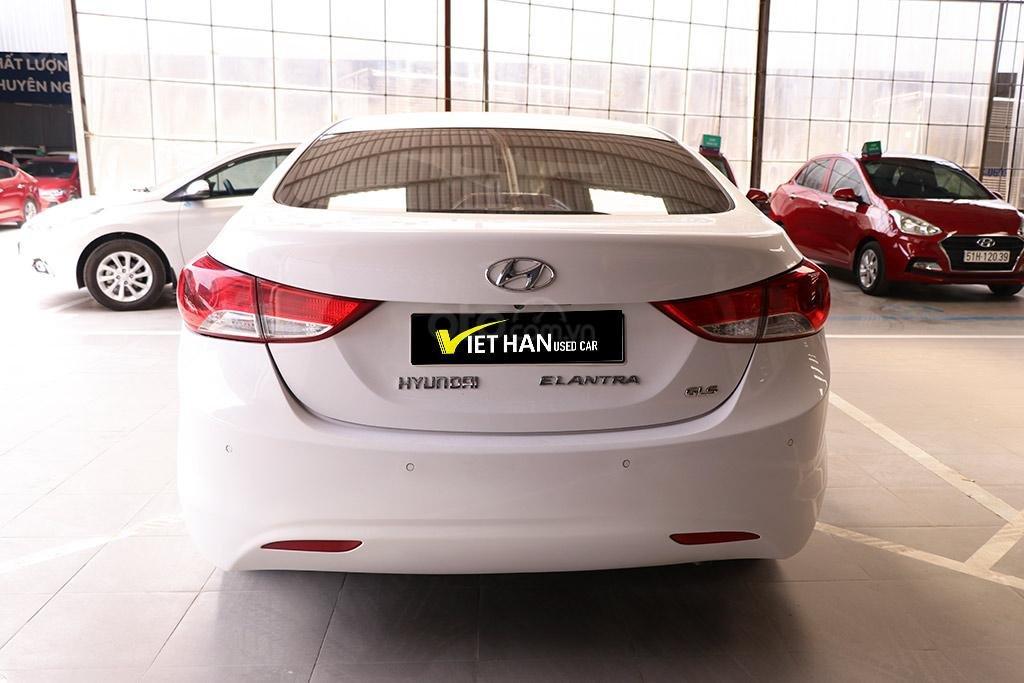 Hyundai Elantra 1.8AT 2013, xe nhập khẩu nguyên chiếc (4)