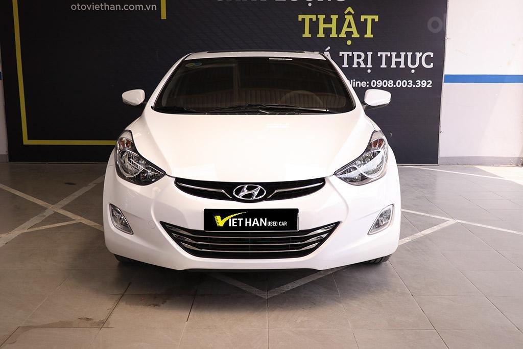 Hyundai Elantra 1.8AT 2013, xe nhập khẩu nguyên chiếc (3)