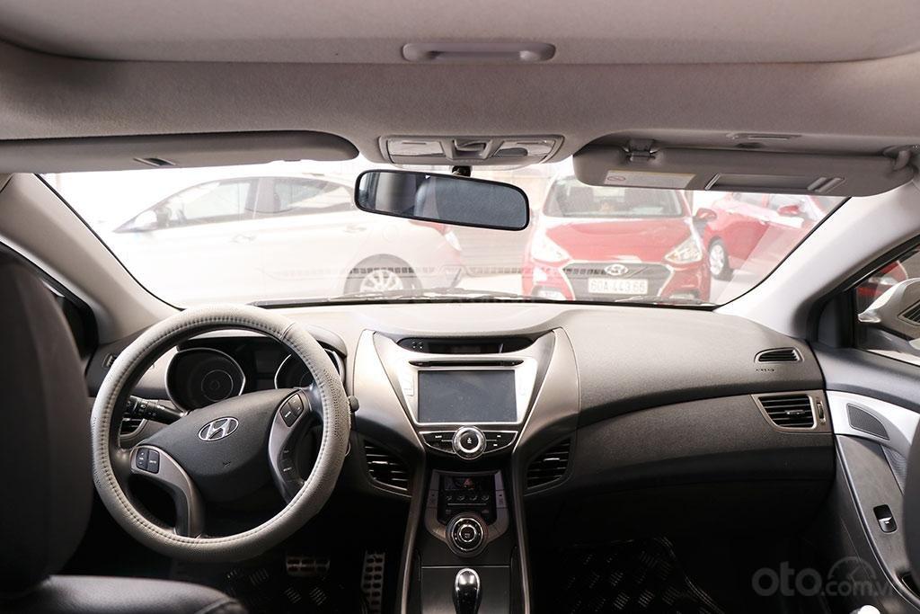 Hyundai Elantra 1.8AT 2013, xe nhập khẩu nguyên chiếc (9)