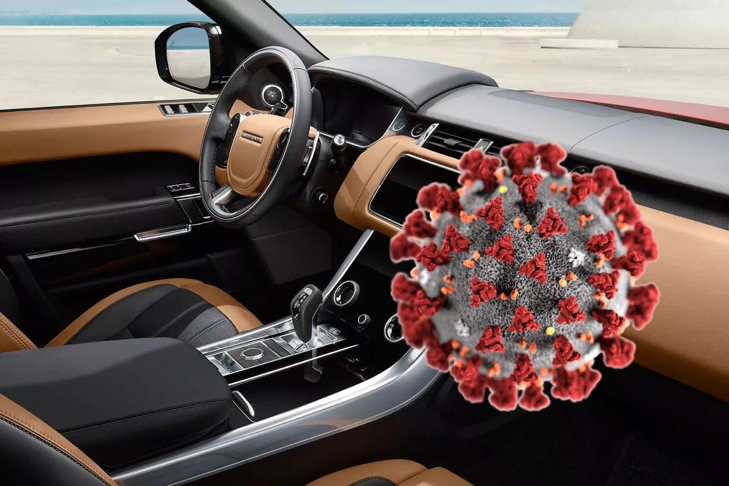 Công nghệ xe chống virus tăng cường an toàn mùa dịch.