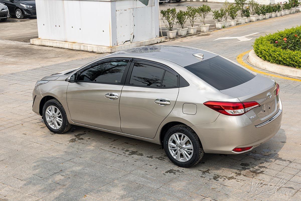Đánh giá xe Toytoa Vios 2020 phiên bản 1.5E MT: Một sự lựa chọn hợp lý.
