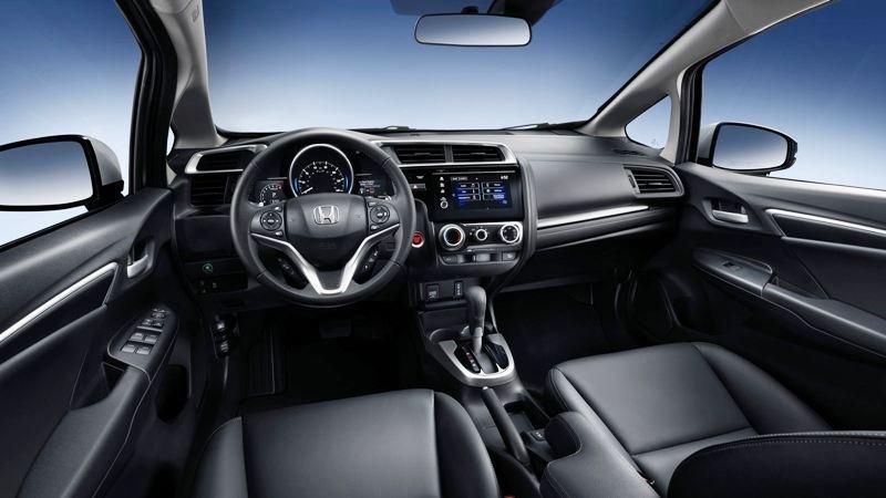 Nội thất xe Honda Jazz 2020