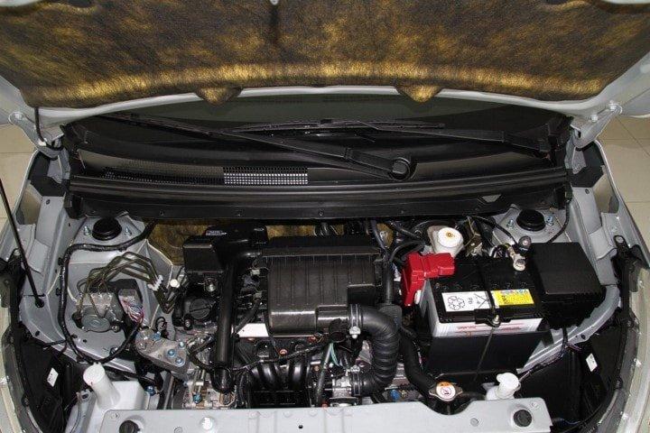 Động cơ xe Mitsubishi Attrage 2020