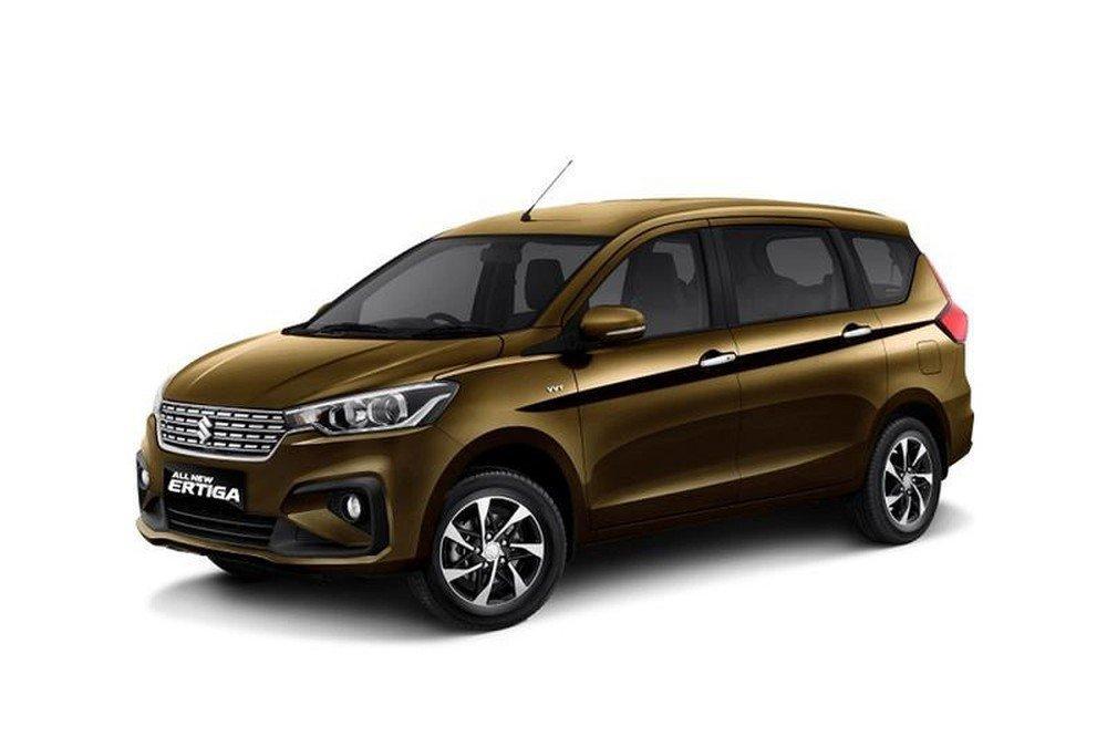Giá xe Suzuki Ertiga 2020