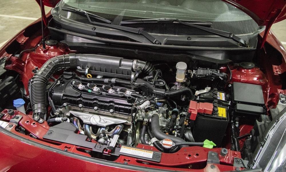 Động cơ xe Suzuki Swift 2020