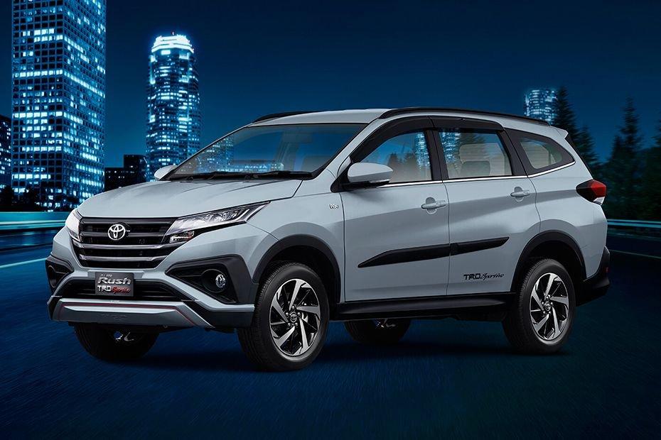 Xe Toyota Rush 2018