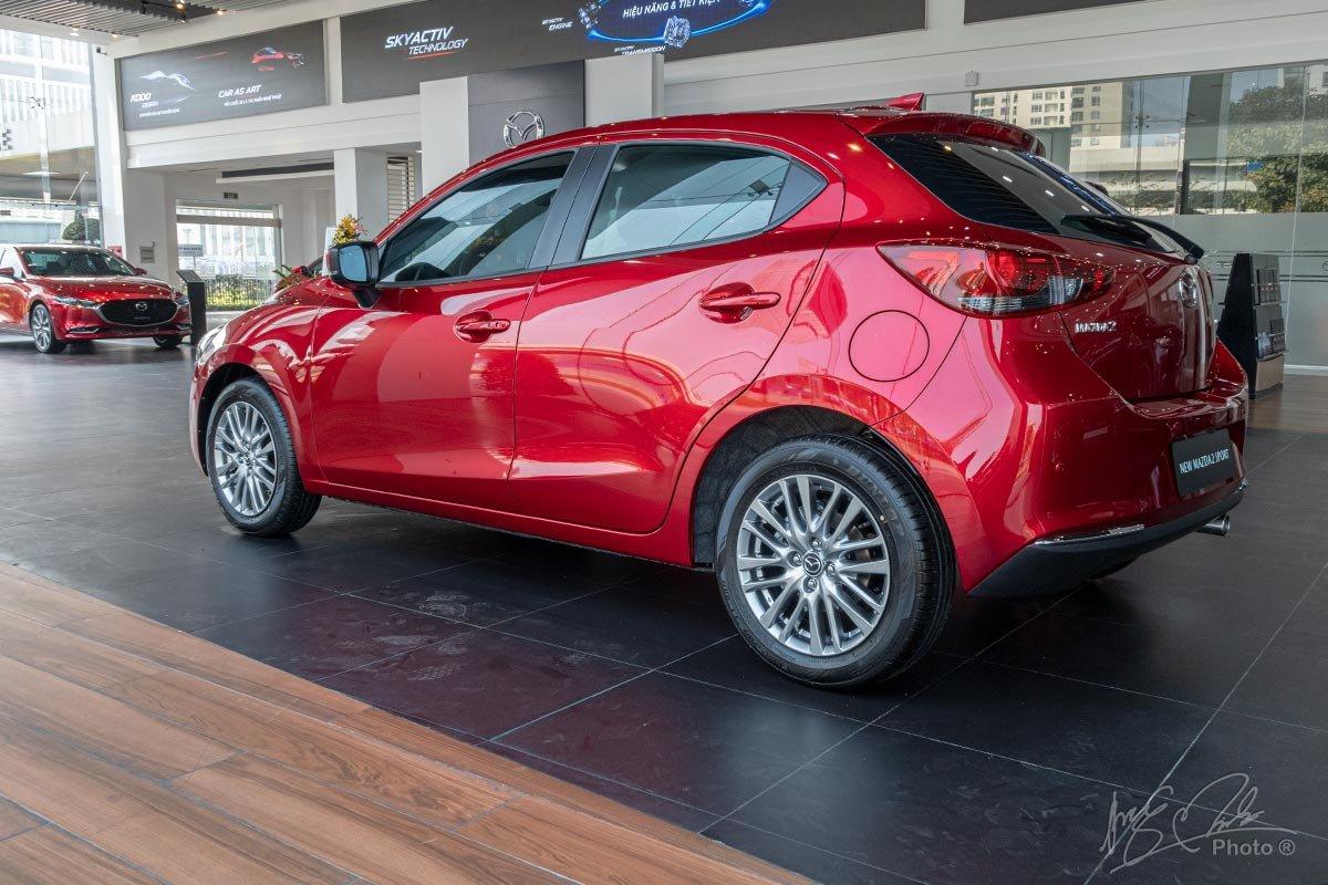 Thông số kỹ thuật xe Mazda 2 2020: Trang bị an toàn 1