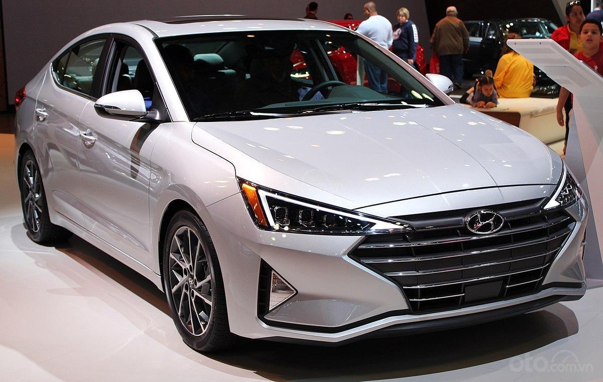 Hyundai Elantra 2020 - siêu khuyến mãi về giá chỉ từ 545 triệu - giao xe ngay - đủ màu - hỗ trợ vay lên tới 85% (1)