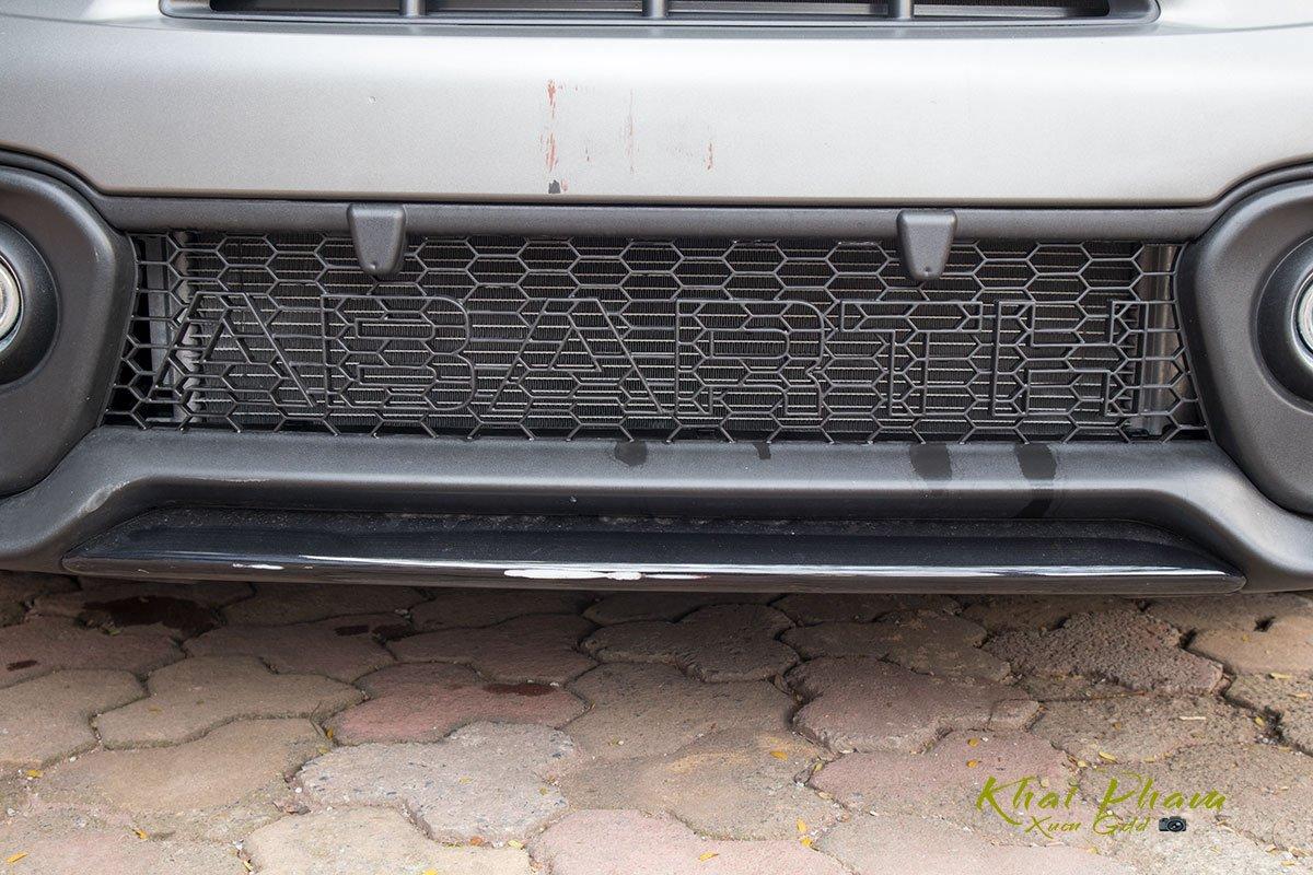 hình Ảnh chụp cản trước xe Fiat 500 595 Abarth Esseesse 2020 đầu tiên về Việt Nam