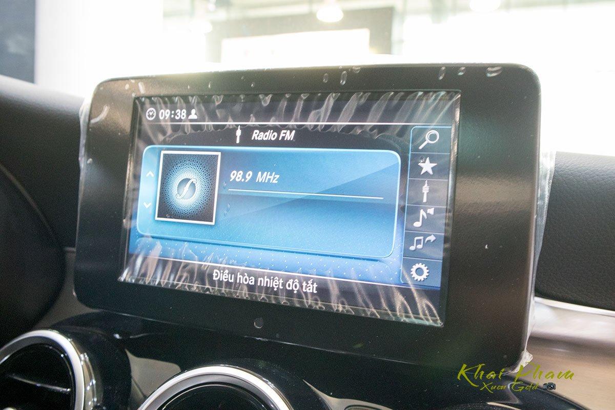 Ảnh chụp màn hình xe Mercedes-Benz C 180 2020 1