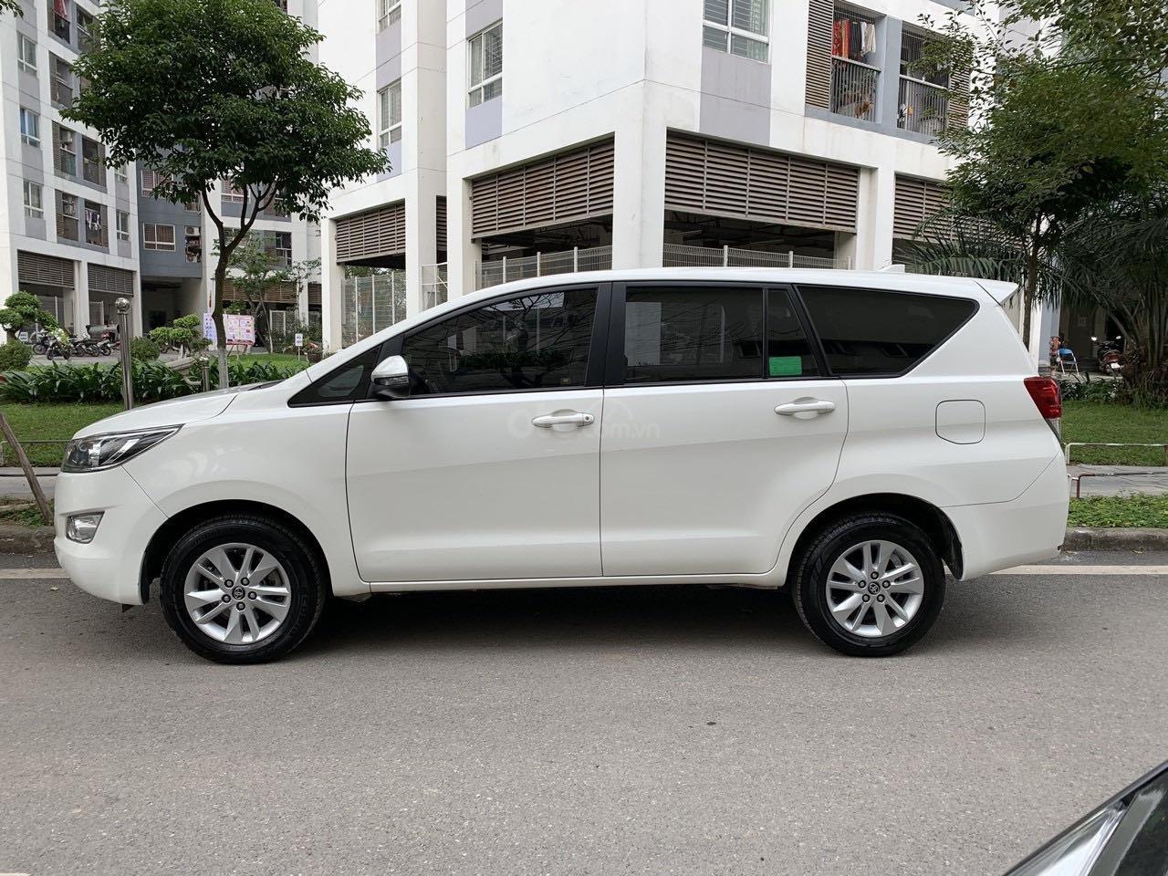 Bán Toyota Innova số tự động 2018 (2)